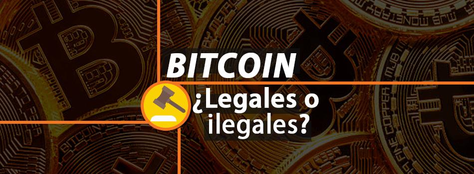 ¿Son los bitcoins legales o ilegales? ¿Están gravados con impuestos?