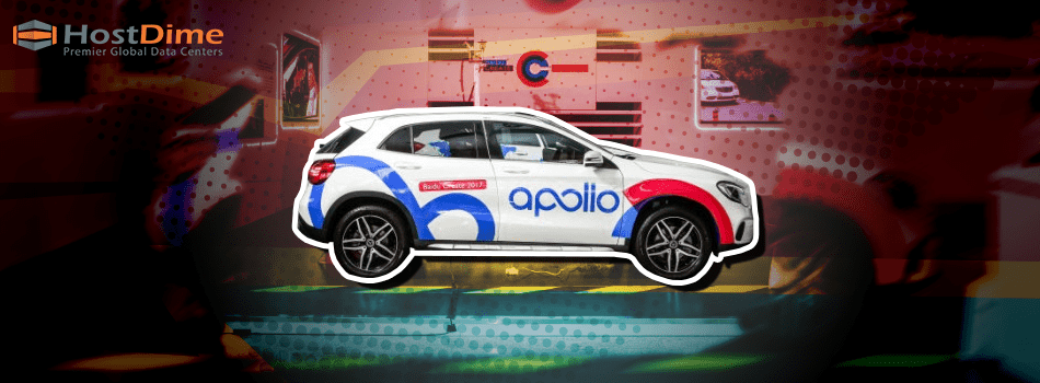 Apollo open data platform, el software de Baidu para autos autónomos
